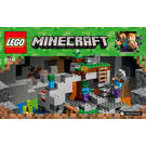 LEGO The Zombie Cave Set 21141 Instructions