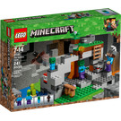 LEGO The Zombie Cave Set 21141 Packaging
