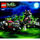 LEGO The Zombies Set 9465 Instructions