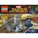 LEGO Thor and the Cosmic Cube Set 30163