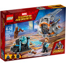 LEGO Thor's Weapon Quest Set 76102 Packaging
