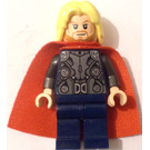 LEGO Thor with Stretchable Cape Minifigure