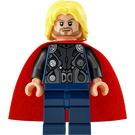 LEGO Thor with Stretchable Cape Minifigure