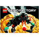 LEGO THORNRAXX Set 6228 Instructions