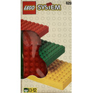 LEGO Three Building Plates Set 629