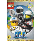 LEGO Three Minifig Pack - City #1 Set 3350