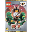 LEGO Three Minifig Pack - Ninja #3 Set 3346