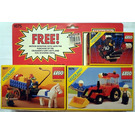 LEGO Three Set Bonus Pack 1675