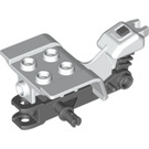 LEGO Three-wheeled Motor Cycle Body with Dark Stone Gray Chassis (15821 / 76040)
