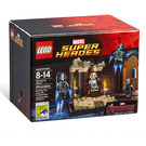 LEGO Throne of Ultron Set SDCC2015-1 Packaging