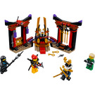 LEGO Throne Room Showdown Set 70651