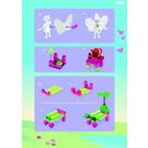 LEGO Thumbelina Set 5964 Instructions