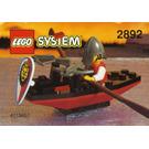 LEGO Thunder Arrow Boat Set 2892