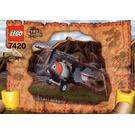 LEGO Thunder Blazer Set 7420