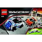 LEGO Thunder Raceway Set 8125 Instructions