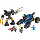 LEGO Thunder Raider Set 70723
