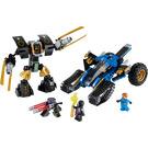 LEGO Thunder Raider Set 70723