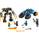 LEGO Thunder Raider Set 71699
