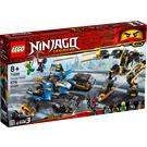 LEGO Thunder Raider Set 71699 Packaging