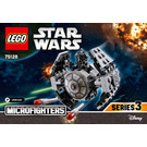 LEGO TIE Advanced Prototype Microfighter Set 75128 Instructions