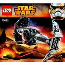 LEGO TIE Advanced Prototype Set 75082 Instructions