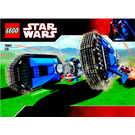 LEGO TIE Crawler Set 7664 Instructions