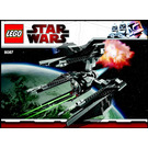 LEGO TIE Defender Set 8087 Instructions