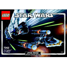 LEGO TIE Fighter and Y-Wing Set 7262 Instructions