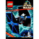LEGO TIE Fighter Set 7146 Instructions