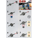 LEGO TIE Fighter Set 8028 Instructions