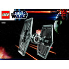 LEGO TIE Fighter Set 9492 Instructions
