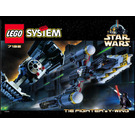LEGO TIE Fighter & Y-wing Set 7152 Instructions