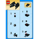 LEGO Tie Interceptor Set 6965-1 Instructions