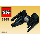LEGO TIE Interceptor Set 6965-1 Instructions