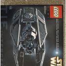 LEGO TIE Interceptor Set 7181 Packaging