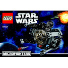 LEGO TIE Interceptor Set 75031 Instructions