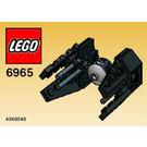 LEGO TIE Interceptor Set (Polybag) 6965-1 Instructions