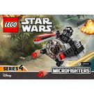 LEGO TIE Striker Microfighter Set 75161 Instructions