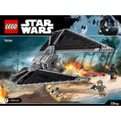 LEGO TIE Striker Set 75154 Instructions