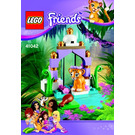 LEGO Tiger's Beautiful Temple Set 41042 Instructions