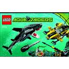 LEGO Tiger Shark Attack Set 7773 Instructions
