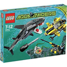 LEGO Tiger Shark Attack Set 7773 Packaging