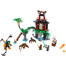 LEGO Tiger Widow Island Set 70604