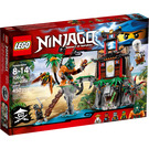 LEGO Tiger Widow Island Set 70604 Packaging
