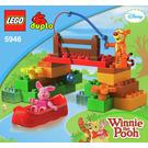 LEGO Tigger's Expedition Set 5946 Instructions