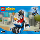 LEGO Tiketz Set 41556 Instructions