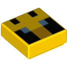 LEGO Tile 1 x 1 with Decoration with Groove (3070 / 76971)