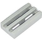 LEGO Tile 1 x 2 Grille (without Bottom Groove) (2412)