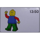 LEGO Time-teaching activity cards 13:50