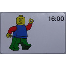 LEGO Time-teaching activity cards 16:00